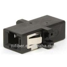 Mtrj lc Adaptador de fibra óptica para CCTV y FTTX