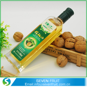 500ml Glass Bottle 100% Pure Cooking Walnut Oil