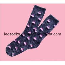 Chaussettes antidérapantes pour l'hiver (DL-BR-23)