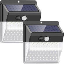 Luz de noite de sensor de movimento de segurança solar