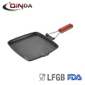 Super Quality carbon steel Grill Fry Pan with Non-Stick Surface