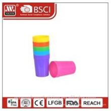 plastic cup 0.4L 6 PCs