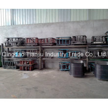 Wheelbarrow Stainess Steel Tray Mould