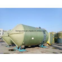 Wasser- und Abwasserbehandlung verwendet FRP-Tanks