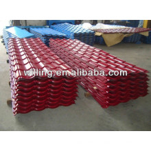 828 pre-painted galvanized roof tile sheet