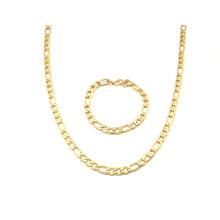 Edelstahl-Armband-Art- und Weiseschmucksache-Halskette
