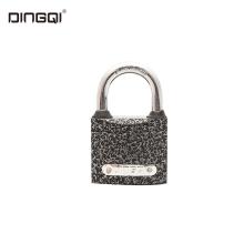 DingQi 50mm Iron Waterproof Padlocks