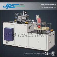 Jps-35 automática de papel tigela manga exterior formando máquina