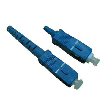Fiber Optical SC APC Cable Connector