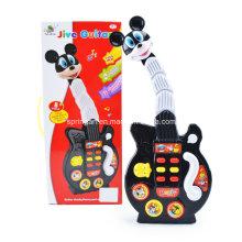 Jive Guitar Mouse Jouet d'instruments de musique