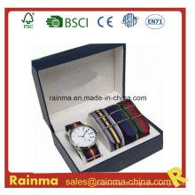 Herrenuhr Geschenk mit verschiedenen Armband