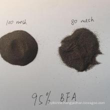 BFA brown fused alumina for making sandpaper