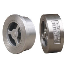 Stainless Steel Wafer Check Valve for Industry Use