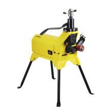 """Rollo hidráulico eléctrico del rollo YG12E, 2 -12 """"máquina eléctrica del groover del tubo"""