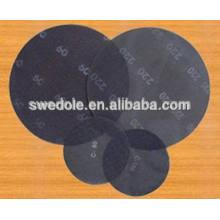 malha de lixamento abrasivo de carboneto de silício redondo