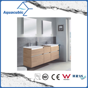 Combinaison de toilette à deux douilles pour deux éviers (ACF8928)