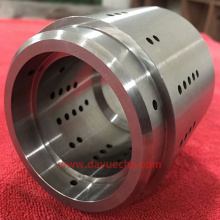Precision Tungsten Carbide Ball Cage and Valve Sleeve