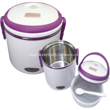 Mini Electric Heating Lunch Box Rice Cooker