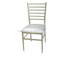 Modern Dining Chair with Cushion, Restaurant Chair Steel Tube