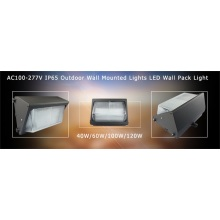 DLC led wall pack light 40W/60W/