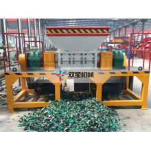 Usado Tire Tire Shredder Machine Equipment
