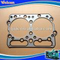 Cabeça da gaxeta do cilindro CUMMINS N14 4058790