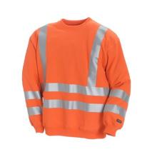100%Polyester Reflective Sweatshirt