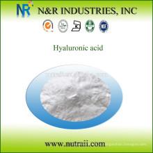 Puro ácido hialurônico em pó grau alimentar