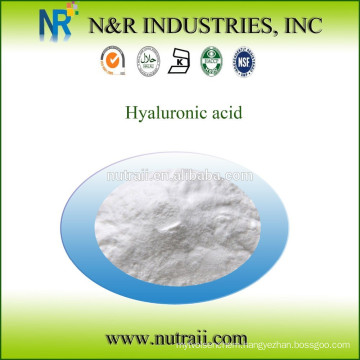 pure hyaluronic acid powder food grade