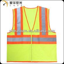 EN471 желтый яркий предупредительный светоотражающий жилет