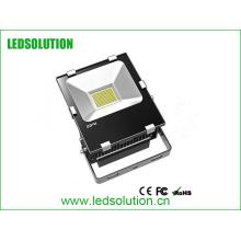 Luz de inundação exterior exterior de poupança de energia do diodo emissor de luz 110lm / W 160W