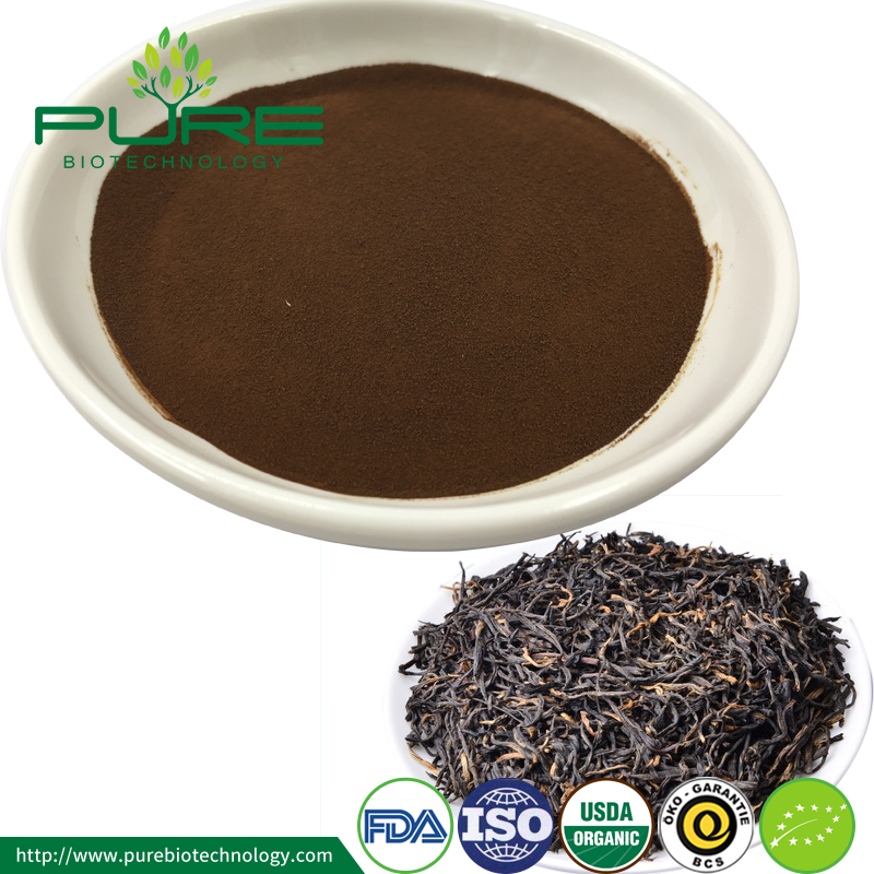 Organic Spray Dried Black Tea Powder