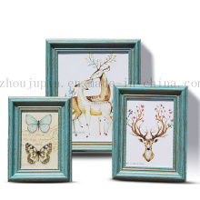 Custom Wall Classical Various Wooden Picture Photo Frame