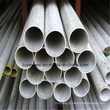 Tubo de aço inoxidável de produtos de construção de estrutura 321