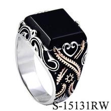Новое поступление завод Оптовая стерлингового серебра кольцо для мужчины