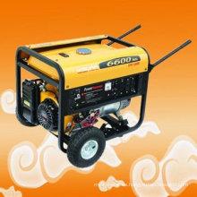 Gasoline power 6.6kW max. Petrol Generator,