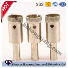 Diamond Hole Saw Coated Drill Bit for Glass