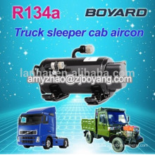Boyard R134a 12v dc rotary compressor Auto ac compressor for truck sleeper air conditioner