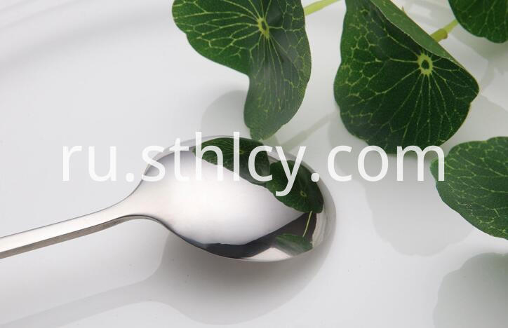 304 Stainless Steel Spoon