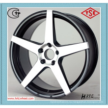 Самая последняя конструкция прочная конкурентоспособная цена колеса сплава автомобиля 18 дюймов 5X120