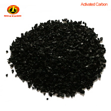 1000 carbón activo de valor de yodo con bolsa tejida de embalaje de 25 kg