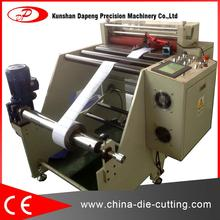 Printed Paper/PVC/Pet Sheet Cutting Machine with Photo Mark