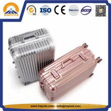 Maleta de equipaje de viaje aluminio aleación hilandero rueda (HL-2001)