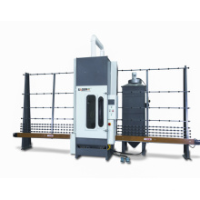 Fabrik-Versorgungsmaterial-vertikale PLC-Steuer-Sandstrahlmaschine