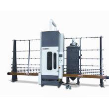 Máquina de jateamento vertical do controle do PLC da fonte da fábrica