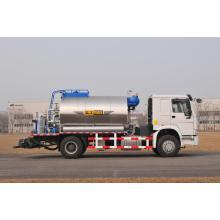Novos caminhões de distribuidor de asfalto para venda