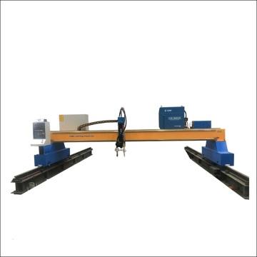 Stahlplatten-Plasma- und Flammenprofil-Schneidemaschine für die Stahlkonstruktionslinie