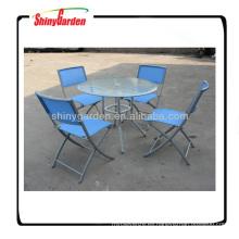 Conjunto de mesa y silla Texliles