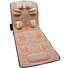 Electric Air Pressure Magnetic Vibration Heat Thai Massage Mattress