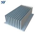 Dissipador de calor conduzido de alumínio dos perfis do dissipador de calor da espiga do cnc dissipador de calor expulso conduzido